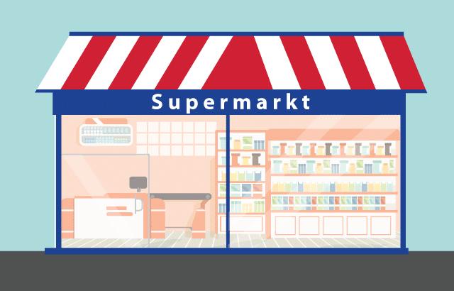 Curacao Supermarkt